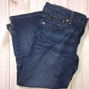 DKNY Capri Jeans- Size 10